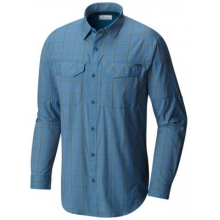 Men's Silver Ridge Lite Plaid Long Sleeve by Columbia in Burbank Ca