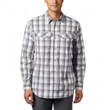 Men's Silver Ridge Lite Plaid Long Sleeve