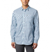 Men's Silver Ridge Lite Plaid Long Sleeve by Columbia in San Ramon CA