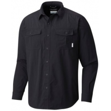 Men's Twisted Divide Long Sleeve Shirt by Columbia