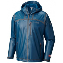 Men's Outdry Ex Stretch Hooded Shell by Columbia
