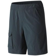 Boy's Silver Ridge Pull-On Short by Columbia in Rocky View No 44 Ab