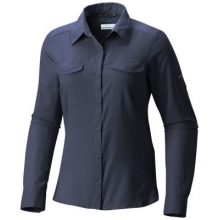 Women's Silver Ridge Lite Long Sleeve Shirt by Columbia in Concord Ca