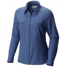 Women's Silver Ridge Lite Long Sleeve Shirt by Columbia in Fremont Ca