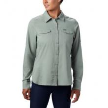 Women's Silver Ridge Lite Long Sleeve Shirt by Columbia in Chelan WA