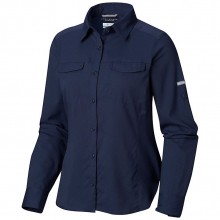 Women's Extended Silver Ridge Lite Long Sleeve Shirt by Columbia