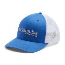 Unisex PFG Mesh Snap Back Ball Cap by Columbia