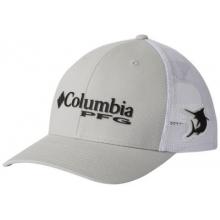 PFG Mesh Snap Back Ball Cap by Columbia