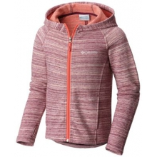 Youth Girl's Athena Full Zip Hoodie by Columbia