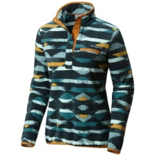 Women's Mountain Side Printed Pull Over by Columbia in Leeds Al