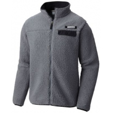Men's Mountain Side Heavyweight Fleece Fz by Columbia in Ann Arbor Mi