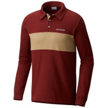 Men's Ward River Rugby Long Sleeve Shirt by Columbia