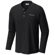 Men's Cullman Crest Long Sleeve Henley by Columbia in Jackson Tn