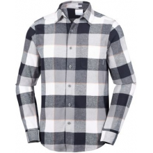 Men's Extended Boulder Ridge Long Sleeve Flannel by Columbia