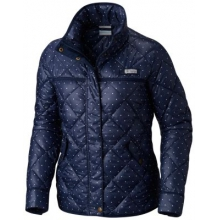 Women's Harborside Diamond Quilted Jacket by Columbia