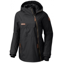 Women's Catacomb Crest On Snow Anorak by Columbia in Fort Mcmurray Ab