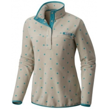 Women's Harborside Printed Fleece Pullover by Columbia