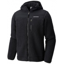 Men's Mountain Side Heavyweight Fz Hoodie by Columbia in Red Deer Ab