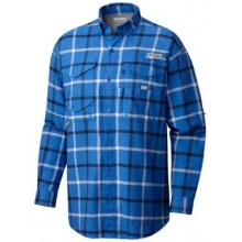 Men's Bonehead Flannel Long Sleeve Shirt by Columbia