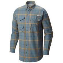Men's Bonehead Flannel Long Sleeve Shirt by Columbia in Hope Ar