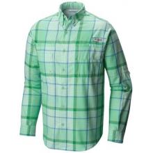 Men's Tamiami Men'S Flannel Long Sleeve Shirt by Columbia
