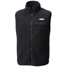 Men's Harborside Heavy Weight Fleece Vest by Columbia