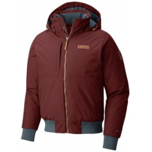 Men's Alpine Escape 490 Turbodown Bomber by Columbia in West Vancouver Bc