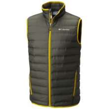 Men's Lake 22 Down Vest by Columbia in Livermore Ca
