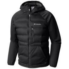 Men's Ramble Down Hybrid Hooded Jacket by Columbia in Berkeley Ca