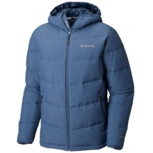 Men's Lone Fir 650 TurboDown Hooded Jacket by Columbia in Courtenay Bc