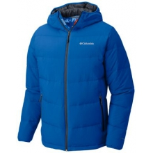 Men's Tall Lone Fir 650 Turbodown Hooded Jacket by Columbia