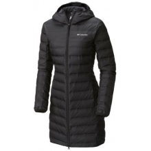 Women's Lake 22 Long Hdd Jkt by Columbia in Camrose Ab