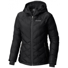 Women's Extended Heavenly Hdd Jacket by Columbia in Nanaimo Bc