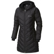 Women's Heavenly Long Hdd Jacket by Columbia in Old Saybrook Ct