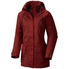 Women's Extended Lookout Crest Jacket by Columbia