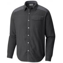 Men's Silver Ridge Flannel Shirt Jacket by Columbia