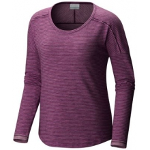 Women's Easygoing Ls Stripe Tee by Columbia
