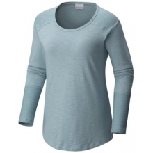 Women's Extended Easygoing II Long Sleeve Shirt by Columbia