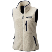 Women's Mountain Side Heavyweight Fleece Vest by Columbia in Vancouver Bc