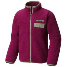 Youth Unisex Mountain Side Heavyweight Fz Fleece by Columbia in Okemos Mi