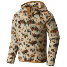 Kid's Mountain Side Fleece Hoodie by Columbia