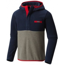 Youth Unisex Mountain Side Fleece Hoodie by Columbia in Evanston Il