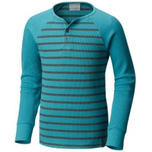 Youth Boy's Trulli Trails Thermal Henley
