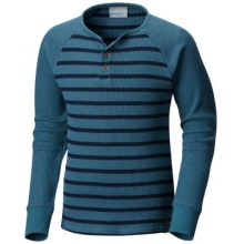 Boy's Trulli Trails Thermal Henley by Columbia in Highland Park Il