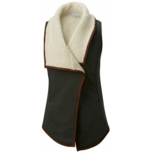 Women's Extended Winter Wander Vest by Columbia