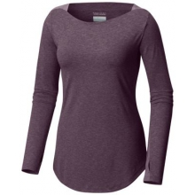 Women's Extended Place To Place Ls Shirt by Columbia