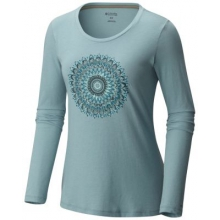 Women's Extended Pixel Point Long Sleeve Tee