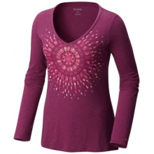 Women's Extended Radiation Road Long Sleeve Tee by Columbia