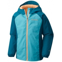 Girl's Endless Explorer Jacket by Columbia in Red Deer Ab