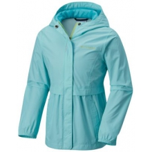 Girl's Pardon My Trench Rain Jacket by Columbia in Terrace Bc